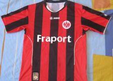 Trikot Shirt Camiseta EINTRACHT FRANKFURT Jako Fraport Season 2010 M nummer 5