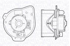 Innenraumgebläse für VOLVO C70 Conecto S70 V70 Coupe Kombi Limousine 9166023