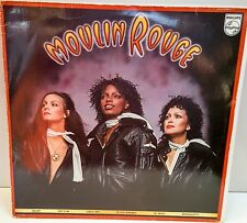 Moulin Rouge vinyl LP MADE IN HOLLAND  Written By Barry, Robin and Maurice Gibb
