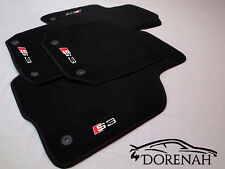 Tappeti tappetini per AUDI A3 8L S3,tapis de sol, Fußmatten, alfombras,