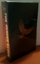 2011 The Hunger Games Suzanne Collins Scholastic Press Mint Boxed Sealed