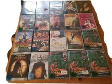 Große DVD sammlung neu und Eingeschweißt insgesamt 40 Stück