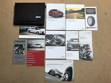 2015 Audi A3 S3 Sedan Owners Manual With Navigation