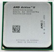 AMD Athlon II X2 215, AM2+ AM3, 2.7 GHz, FSB 2000, 1 MB L2, ADX215OCK22GQ, 65 W