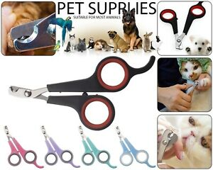 Pet Nail Clipper Dog Cat Bird Rabbit Claw Animal Scissor Cutter Grooming Trimmer