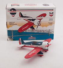Chevron Model R Travel Air Metal Airplane Bank (F1L)