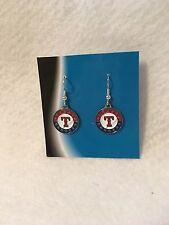 MLB Texas Rangers Dangle Earrings Earrings