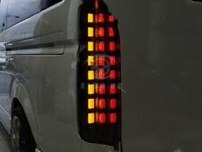 For Toyota Hiace 200 2005-2016 2pcs Outside Auto Taillamp Light