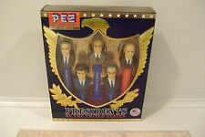 PEZ PRESIDENTS VOLUME 7 EDUCATION SERIES 1933-1969 BRAND NEW SEALED