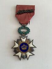 Chevalier De L'ordre De La Couronne /Belgium