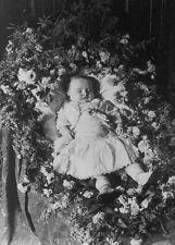 Antique Post Mortem Child Photo 136 Bizarre Odd Strange
