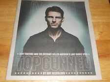 VOICE Tom Cruise Top Gunned, Broadway's Andy Karl  Rocky Balboa The Musical 2014