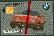 TELECARTE 50 UNITES  EN  315  BMW  Z- 1    VIDE