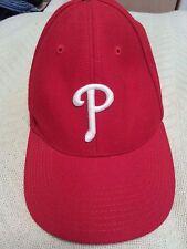 Nike Philadelphia Phillies Baseball Cap Red Excellent!!