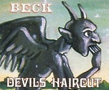 BECK Devils Haircut CD Single Geffen GFSXD 22183 1996