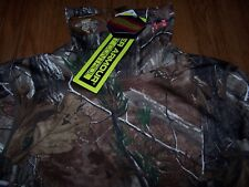 Under Armour Infrared Evo Scrunch Neck Thermal Camo Hunting Shirt Women's XL $80