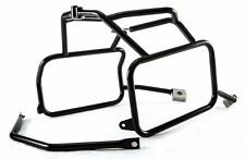 Black Stainless Steel Racks For Honda Africa Twin CRF1000L