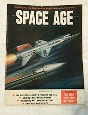 Space Age Magazine 3rd Issue May 1959