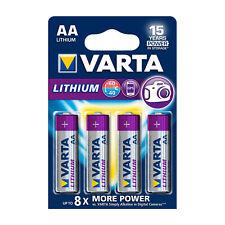 NE550668045 - Varta Pila de Litio AA-Blister Card NE550668045