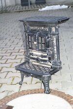 Gussofen Kanonenofen Godin Ofen Jugendstil Art Deko Loft Laupheim Biberach Ulm