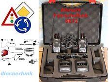 Fahrschulfunk Set2 für PKW & Motorrad zu Motorrad &  Ausbildung ALBRECHT WORKER