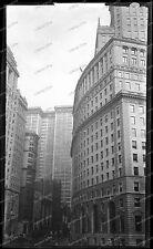 Vintage-Negativ-Manhatten-New-York-USA-Broadway-Standard Oil Building-1920s-3