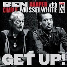 Get Up! [Digipak] by Ben Harper/Charlie Musselwhite (CD, Jan-2013, Concord)