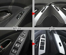 Chrome Interior Switch Trim Cover for 11-13 Hyundai Tucson iX35 w/Tracking No.