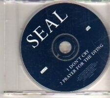 (CT276) Seal, Don't Cry / Prayer For The Dying - 1995 DJ CD