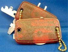 1 Aurora AFX Combination Slot Car Key Chain Great Tool!