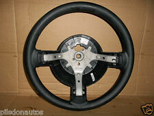 CHEVROLET MATIZ 2005-2007 BLACK PLASTIC STEERING WHEEL