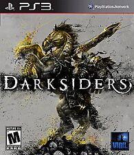 PS3 Darksiders (Sony PlayStation 3, 2010)