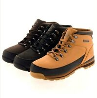 MENS GROUNDWORK SAFETY STEEL TOE CAP WORK TRAINER ANKLE  BOOTS  SIZE 7 TO 12
