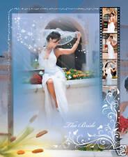 WEDDING ALBUM & Birth Announcement Templates- 8 Volumes