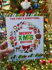 NEW This That & Everything Game X Mas Christmas Edition NIB by Outset SEALED