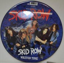 "SKID ROW - WASTED TIME - ATLANTIC 7567-85936-8 - IMAGE LP - 12"" LP (Y625)"