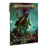 Battletome: Nighthaunt Warhammer Age of Sigmar NEW Flipside