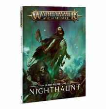 Citadel Battletome Nighthaunt Warhammer Age of Sigmar HB