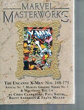 Marvel Masterworks Vol 214 Uncanny X-Men Claremont & Miller HC Limited to 900