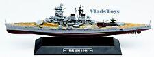 Eaglemoss 1:1100 scale Die-cast IJN battleship Kongo - 1944 EMGC05  #5