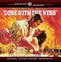 MAX STEINER : GONE WITH THE WIND / Soundtrack (CD) Sealed