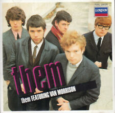 Them  ‎– Them Featuring Van Morrison CD NEW