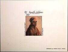 New Caledonia Nueva Caledonia 1992 942 Deluxe pinturas painting arte tipo Mascart