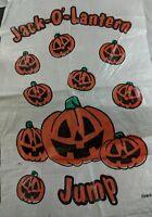"i21 Set Of 8 Pumpkin Burlap Sacks 23""x40"""