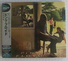 PINK FLOYD - Ummagumma 2011 NEW REMASTERED JAPAN 2CD OBI DIGIPACK NEU!
