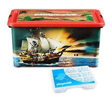 PLAYMOBIL 064661 - Aufbewahrungsbox XL Piraten
