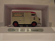 MATCHBOX YTF-6 1947 CITROEN TYPE 'H' VAN - POMMERY - RARE ITEM