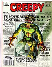 Creepy No 98 1978 Special All Media Horror Issue !