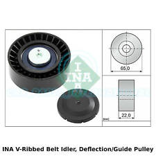 INA V-Ribbed Belt Idler, Deflection/Guide Pulley - 532 0639 10 - OE Quality
