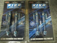 King Shocks RC4WD Wraith Kit 100mm Off Road Piggyback Scale 2 Pairs